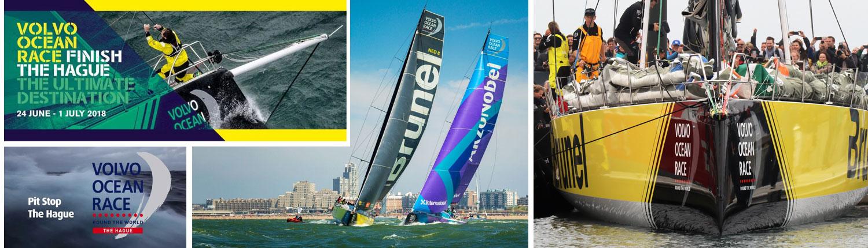 Volvo Ocean race The Hague
